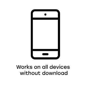 Works on All Devices