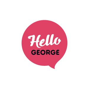Hello George Logo