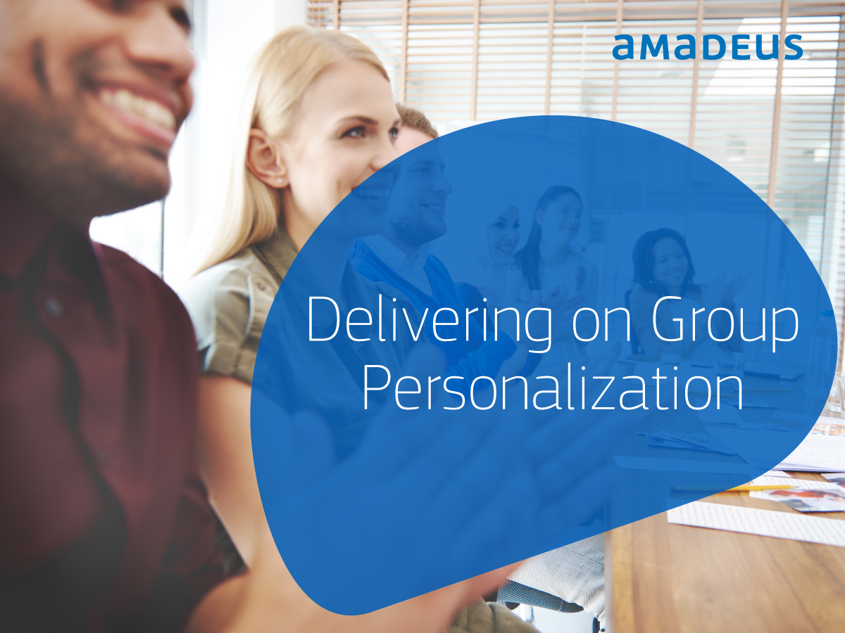 Delivering on Group Personalization