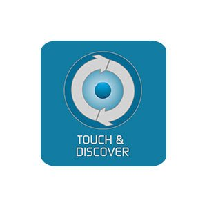 Touch & Discover Logo
